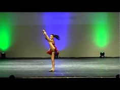 """Body Language"" Jazz Solo - LEAP Dance Competition"