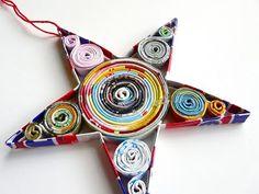paper star