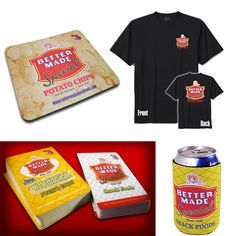 Better Made College Gift Set
