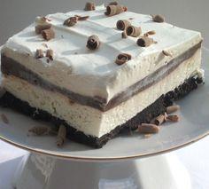 Cookie Delight--a delectable, no-bake dessert!