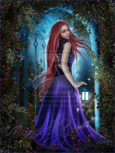 Night Magic .... by moonchild-ljilja.deviantart.com on @deviantART