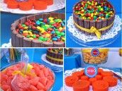 Popcorn and Candy Buffet #wedding #favors #ideas #foodie #popcorn #apothocary cake, birthday parti, candy buffet, candi tabl, bdayparti idea, candi parti, candi buffet, parti birthday, kid parties