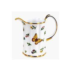 Butterfly creamer