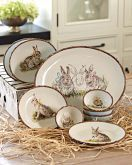 Easter Meadow Dinnerware Collection