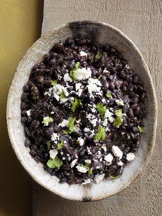 Creamy Black Beans Recipe : Food Network Kitchen : Food Network - FoodNetwork.com