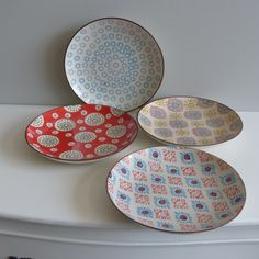 Buy boho dinner plates from rigby & mac: