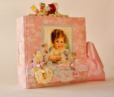 Little Darlings album by Elena Astafeva #Graphic45
