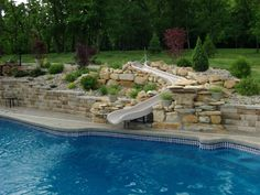 If we could have an indoor pool, would we still need an outdoor pool?  YES!  Please and Thank you!! =)