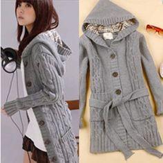 Chaqueta-Jersey / Sweater-Jacket DW403