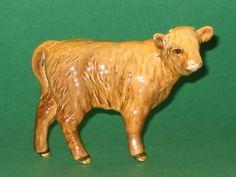 Beswick Highland Calf - Model No. 1827D