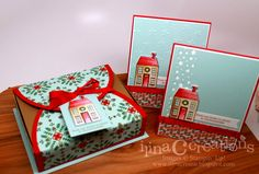 Creativity Within : Holiday Home Class by Mail