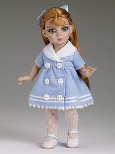 Easy Breezy Patsy® | Tonner Doll Company easi breezi, tonner patsi, doll compani, 2014 releas, breezi patsi, tonner doll, child doll