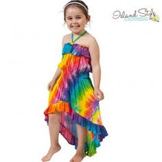 Girls Oval Dress | R