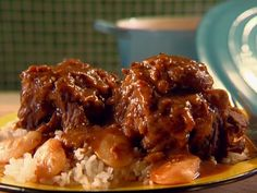 Oxtail Stew Recipe : Sunny Anderson : Food Network - FoodNetwork.com