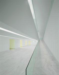 Centro de Arte en Sines / Aires Mateus (21)