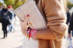 bracelet, fashion weeks, paris fashion, accessori, bag