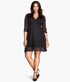 Plus Size Dress   H&M US