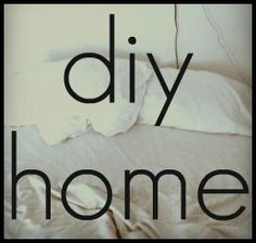 Tons of really good diy tutorials for the home, clothes, organization....