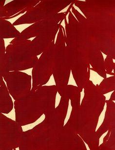 luli sanchez, pattern, negative space, color, inspir, leaf art, leaves, lulisanchez, print