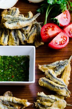 How To Fry Anchovies   www.giverecipe.com