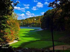 Stonehenge Golf Course  Fairfield Glade TN 2012