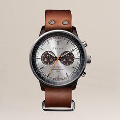 Havana Brown Nevil Watch
