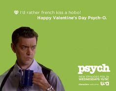 Psych valentine