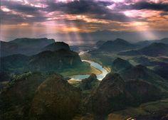 Longhu shan- tiger dragon mountain. fascinating and beautiful.
