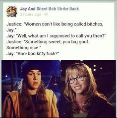 Jay And Silent Bob Boo Boo Kitty Fuck 104