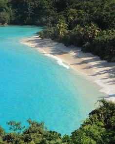 ✯ Trunk Bay - St. John, US Virgin Islands