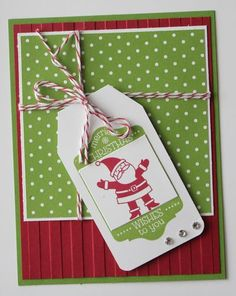 Tag It Stampin' Up!