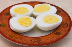 Perfect Boiled Eggs, plus recipes from Kalyn's Kitchen and other food bloggers for using hard-boiled eggs.