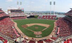 Great American Ballpark Cincinnati