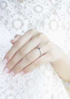Is it unromantic to choose your wedding ring solo? weddings, wedding rings