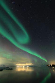 Northern lights Iceland   Flickr - Photo Sharing!