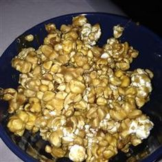 Caramel Popcorn with Marshmallow Allrecipes.com