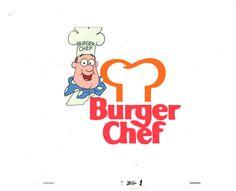 Original Animation Production Cel TV Commercial 1970's.