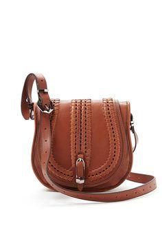 Oryany's Brown Reese Large Saddle Bag