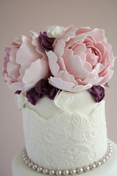 Peonies by Cotton and Crumbs, via Flickr