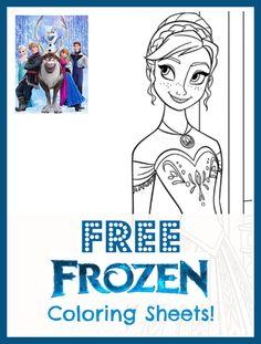 disney frozen crafts, color sheet, frozen disney crafts, frozen coloring sheets, frozen crafts disney, frozen coloring pages free, free frozen coloring pages, frozen movie, disney craft stuff