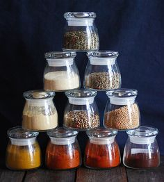 Learn more about spices and herbs.