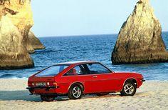 Opel Manta CC 1980