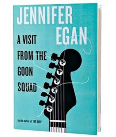"""A Visit from the Goon Squad"" by Egan. Lose yourself in aging punk rockers, disenfranchised youth, and their rise to country clubs and fishing off bridges."