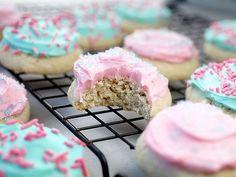 These sugar cookies have a surprising secret ingredient!