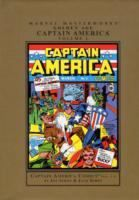 Marvel Masterworks presents Golden Age Captain America Comics by Jack Kirby