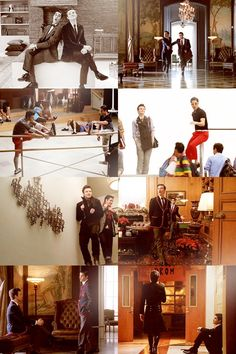 Adorable Klaine moments