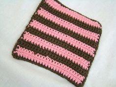 Crocheted Hotpad - Easy
