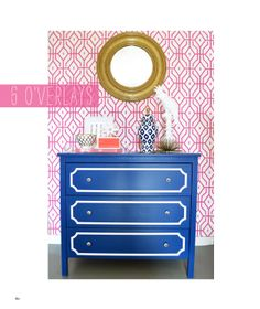 Overlay example by Adore Home magazine