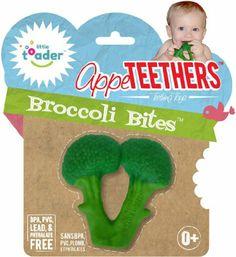 Amazon.com: Teething Toys - BPA Free - Broccoli Appe-teethers: Baby