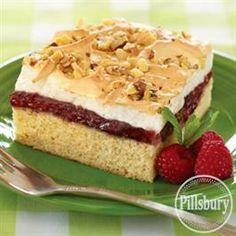 Lovey Dovey Cake from Pillsbury® Baking